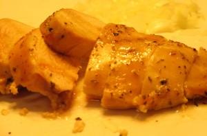 Honey Glazed Chicken