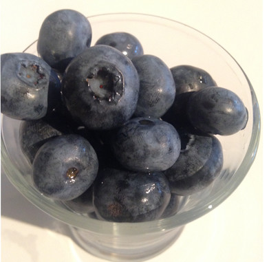 Brain Food for Exams: Blueberries